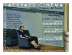Hopper Happens Presents Backyard Cinema: Days of Heaven, Rear Window, Night of the Hunter