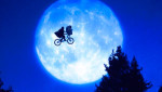 E.T. THE EXTRA-TERRESTRIAL, outdoors and under the stars in Nyack's Memorial Park