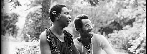Nina Simone and Sam Waymon