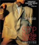 Stop Making Sense | Free, outdoors at the Artopee Way Drive-In