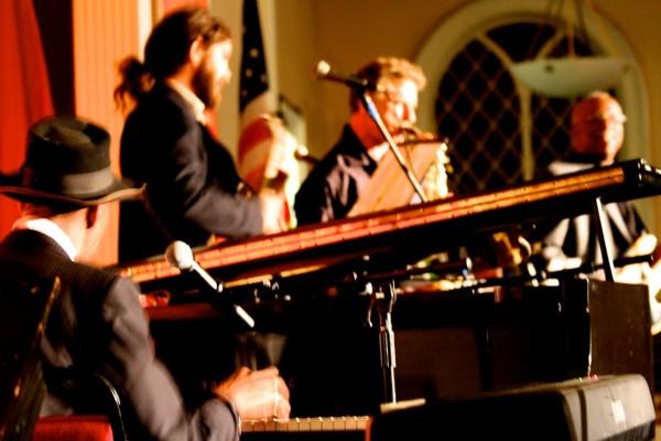 Sam Waymon and the New School Band